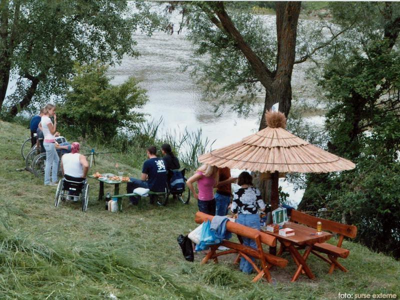 Canalul Dunare Tisa Dunare la Straja