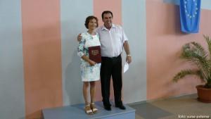 Carla Negrea si Ioan Crina