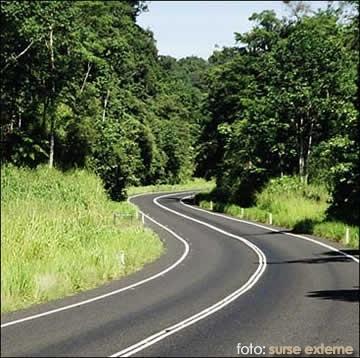 Drumuri agricole la Slatina