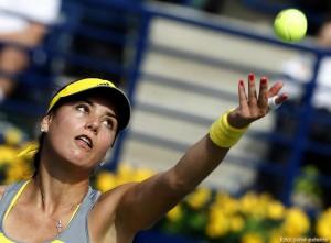 Sorana Cîrstea va juca în sferturi de finală, la Stanford