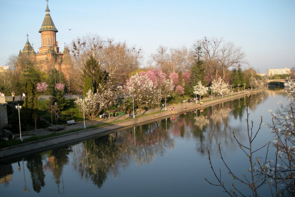 canalul Bega