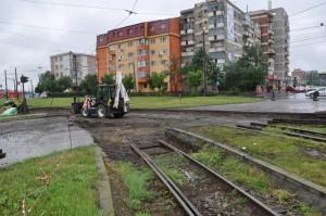 linii de tramvai reabilitate