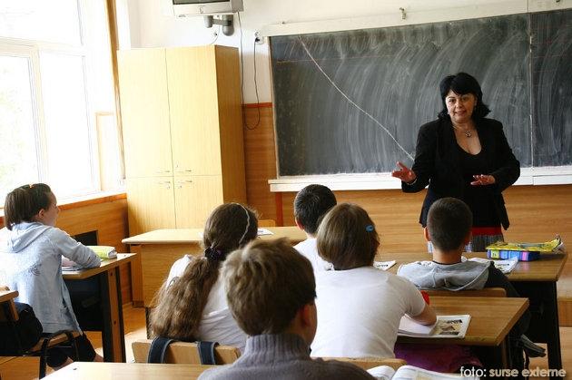 profesoara arad