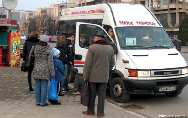 transport public Deva