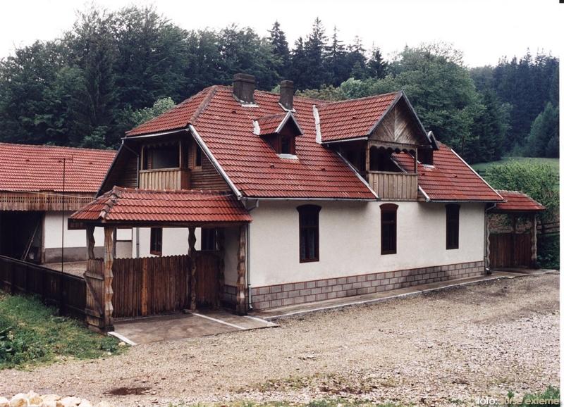 Cabana de vanatoare Carneala O.S.Anina
