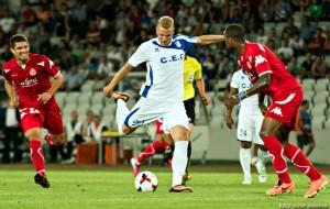 Pandurii - Braga 0-1