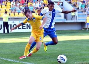 Petrolul - Vitesse 1-1, in Europa League