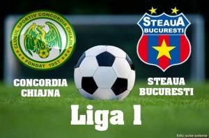 Steaua si Concodia Chiajna nu joaca in etapa a treia