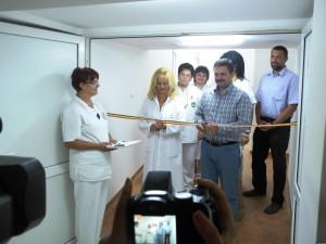 inaugurare statie de sterilizare Arad