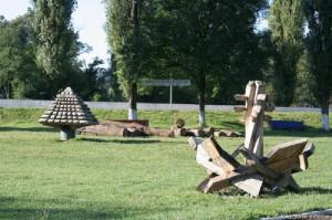 parcul Teius