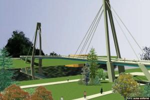 pod peste Muresss