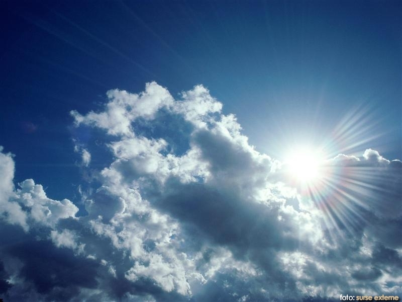 soare cu nori