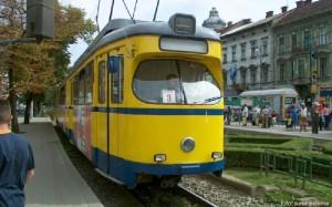 tramvai Arad