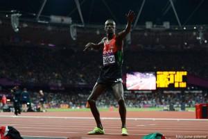 Atletul Ezekiel Kemboi si-a anuntat retragerea