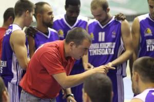 BC Timisoara a invins pe Steaua in Cupa Romaniei