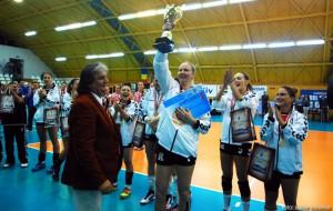 CSM Lugoj a obtinut medaliile de argint la Cupa Balcanica