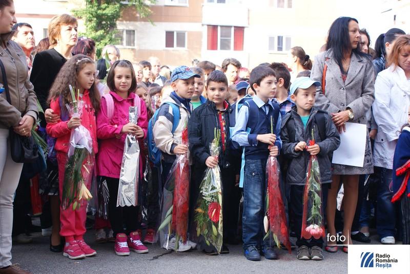 Colegiul Naţional Mircea Eliade început de an
