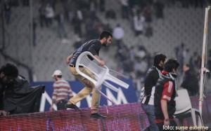 Incidente de la meciul Besiktas - Galatasaray