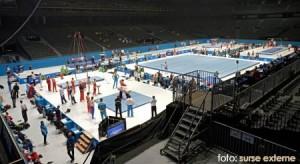 Mondialele de gimnastica artistica din 2013 au loc la Anvers, in Belgia