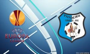 Pandurii Tg Jiu in grupele Europa League