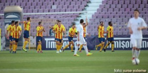Ripensia - U Cluj 1-0, in 16-imile Cupei Romaniei