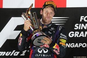 Sebastian Vettel s-a impus la Singapore