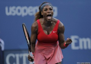 Serena Williams castiga la US Open