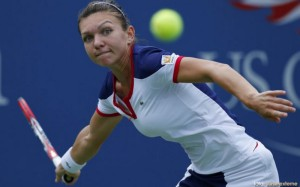 Simona Halep s-a oprit in optimi la US Open