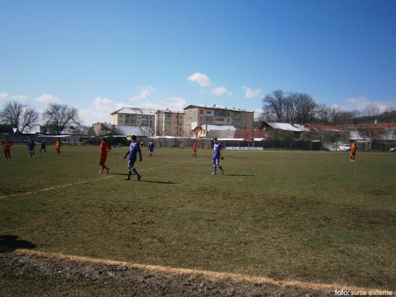 Stadion Bozovici