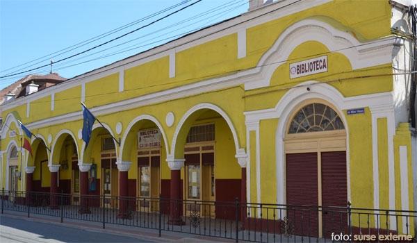 biblioteca Caransebes
