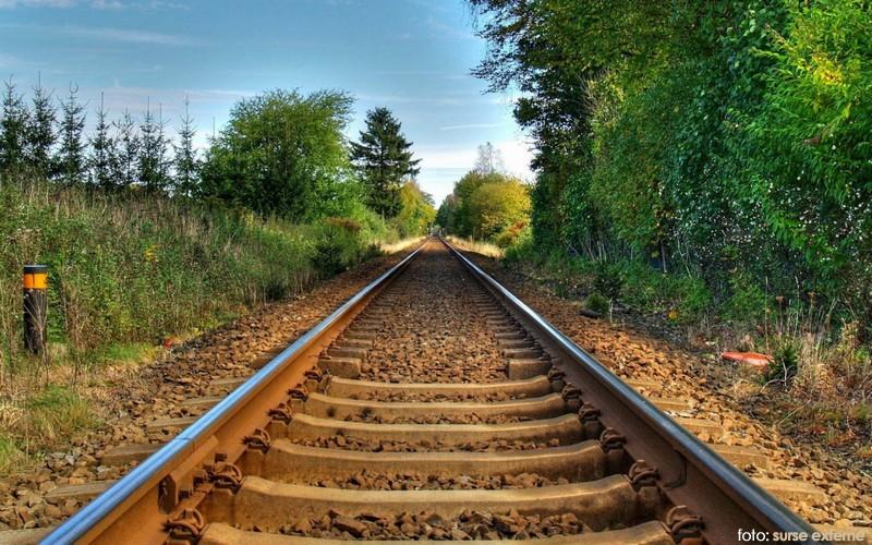 cai ferate tren