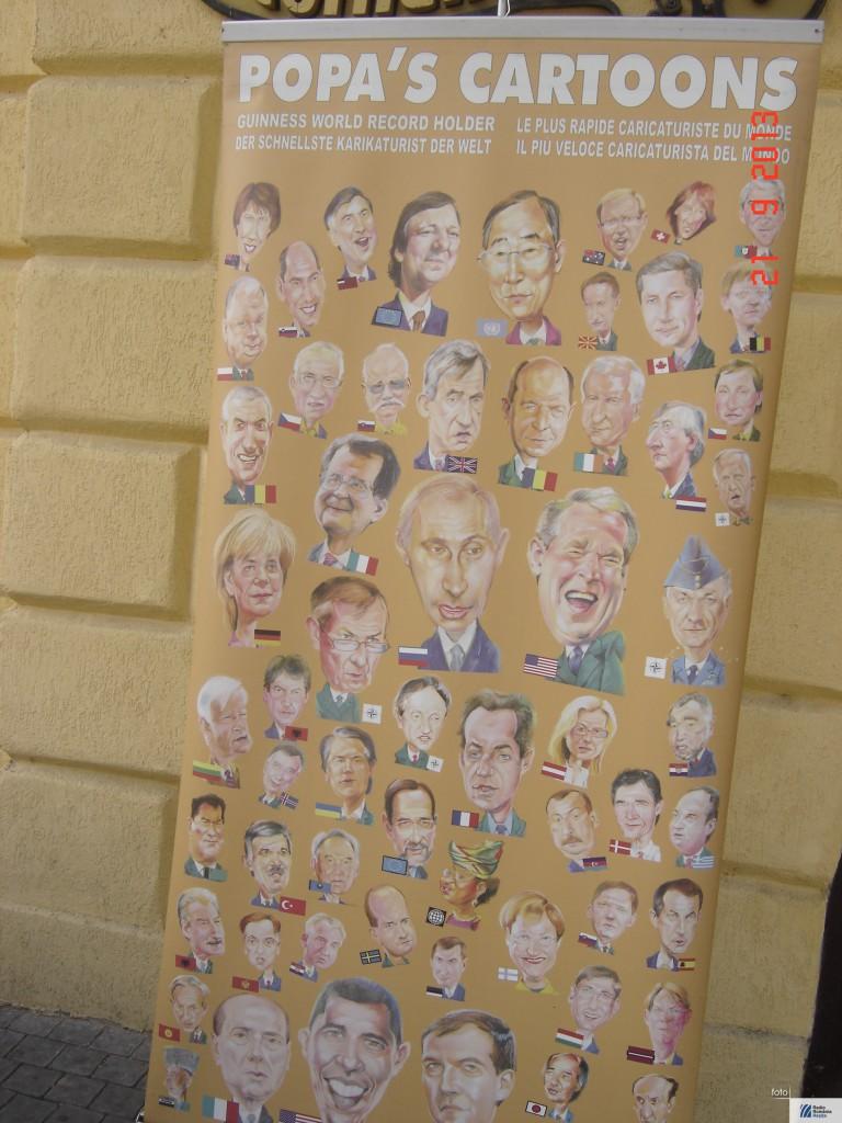 caricaturi personalitati
