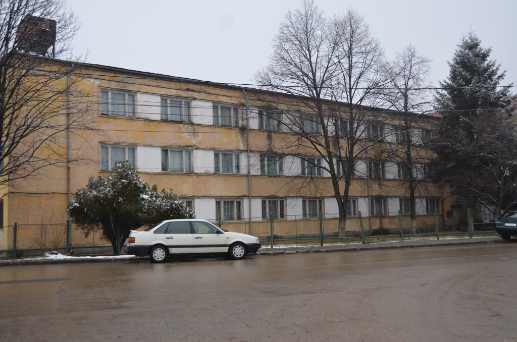 internat Dacia