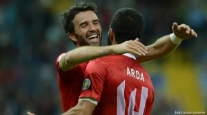 jucatori turci incerti pentru meciul cu Romania