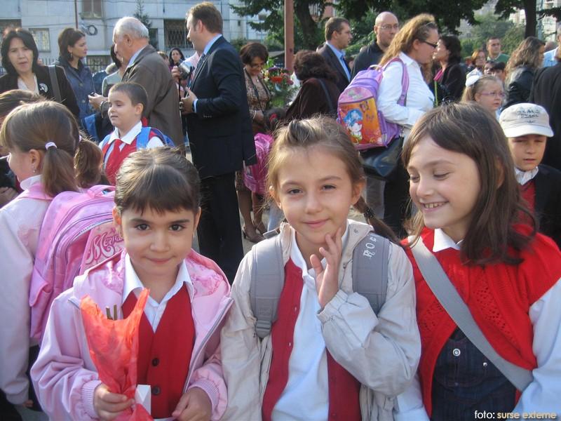 liturghia elevilor