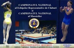 nationalele de gimnastica