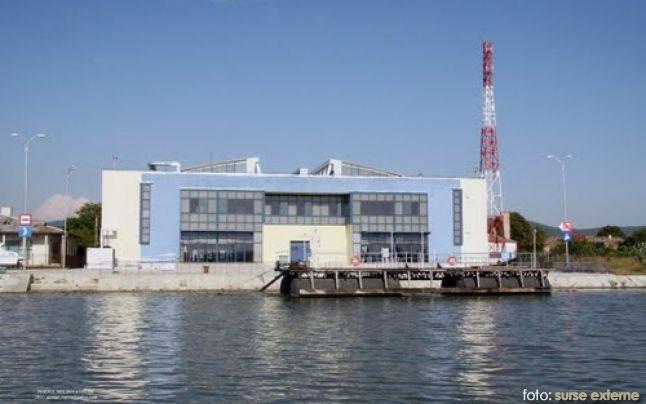 portul Moldova Veche