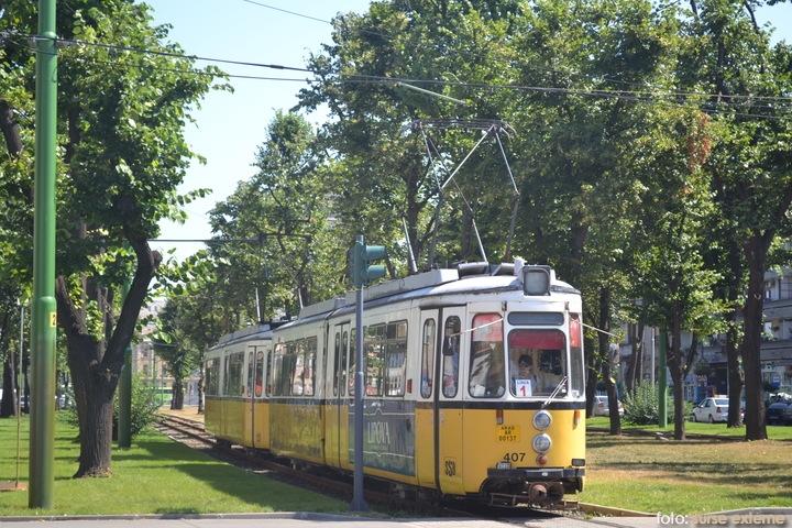poza tramvai