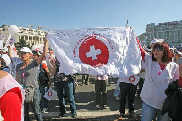 proteste medici