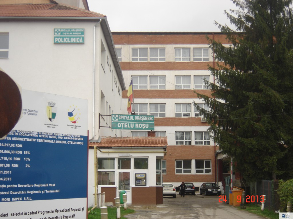 spital Otelu Rosu