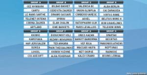 Adversarele Asesoftului in EuroCup