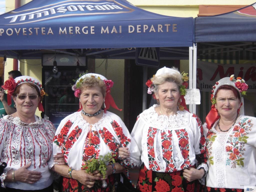 Festivalul etniilor la Caransebes 1