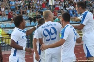 Pandurii au remizat cu Pacos Ferreira, 1-1, in etapa a doua a grupelor Europa League