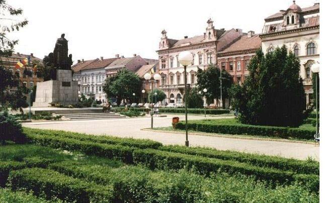 Piata Avram Iancu