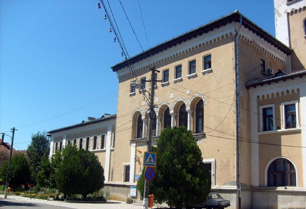 Primaria Oravita