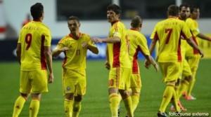 Romania s-a calificat la barajul pentru CM 2014