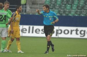 Stephan Klossner, centralul de la meciul Andorra-Romania