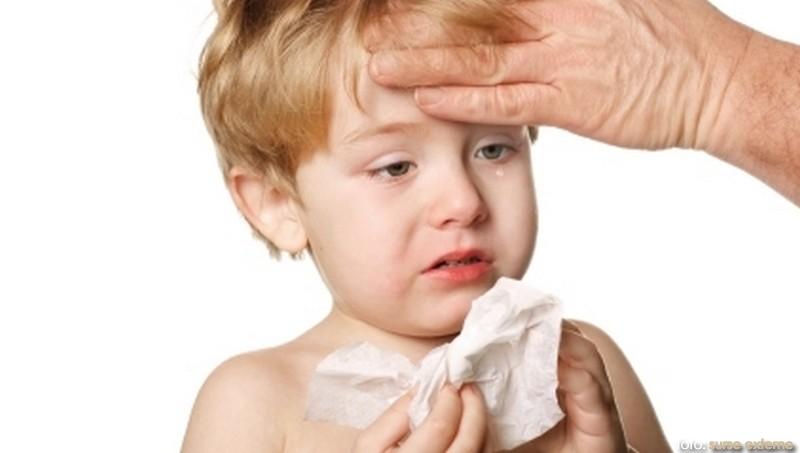 copil bolnav