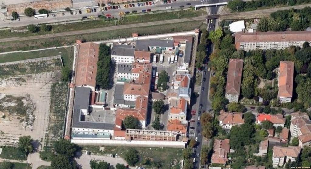 penitenciar Timisoara
