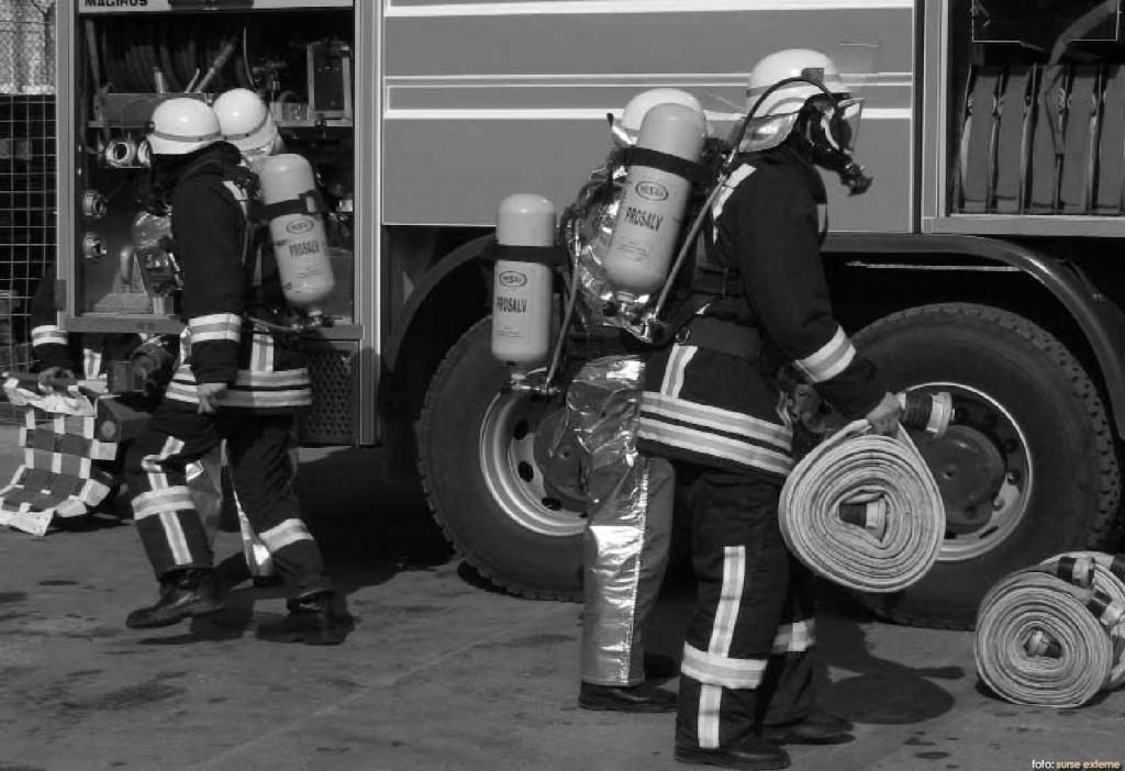 pompieri Lupeni